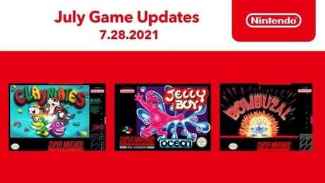 Jogos do Switch Online causam revolta