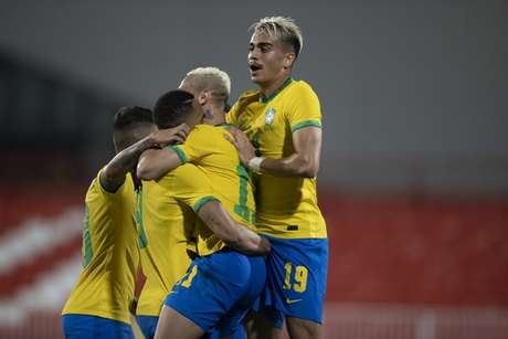 Brasil vem de duas vitórias nos amistosos preparatórios para os Jogos Olímpicos (Foto: Lucas Figueiredo / CBF)