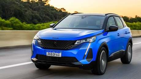 Recém lançado no Brasil, Peugeot 3008 pode se beneficiar das novas regras de importação.