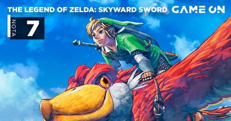 The Legend of Zelda: Skyward Sword HD - Nota 7