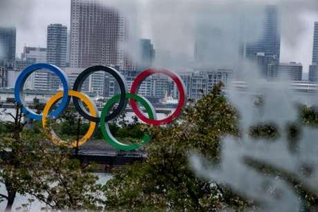 As competições dos Jogos Olímpicos de Tóquio já começaram (Foto: AFP)
