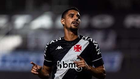 Daniel Amorim foi o aturo do segundo gol do Vasco contra o CSA (Foto: Alisson Frazao/Vasco)