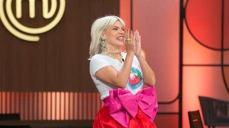 A cantora foi a convidada especial do terceiro episódio.