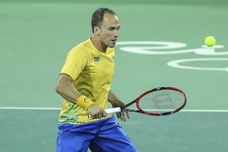 Bruno Soares faria dupla com Marcelo Melo nas Olimpíadas de Tóquio (Divulgação/COB)