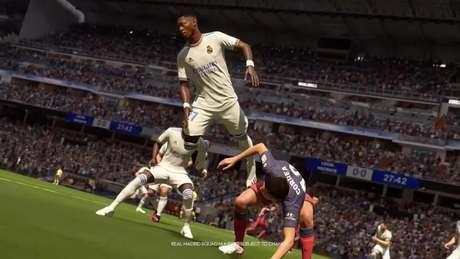 HyperMotion em FIFA 22