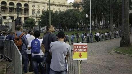 Estimativas para a taxa de desemprego de equilíbrio do Brasil variam entre 9% e 11%