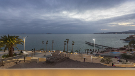 A cidade mexicana de La Paz é outro dos lugares recomendados na América Latina.