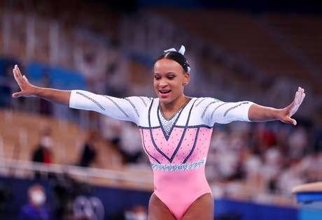 Rebeca Andrade ganha o ouro no salto nos Jogos de Tóquio