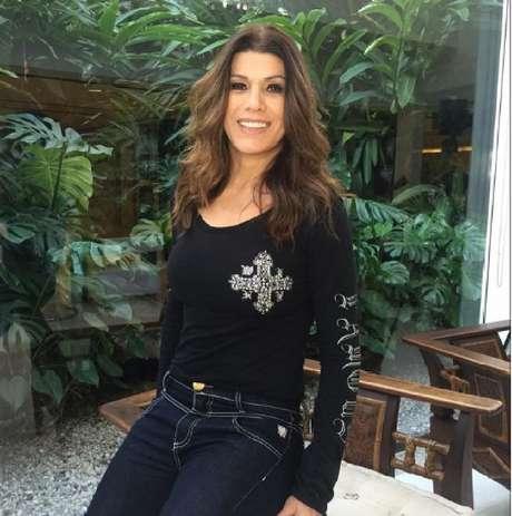AlicinhaCavalcanti foi considerada uma das promoters mais conhecidas do Brasil