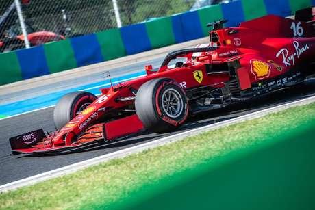 Charles Leclerc è un pilota Ferrari dal 2019