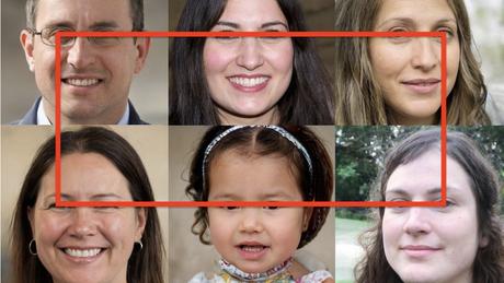 Segundo relatório, a rede usa imagens de pessoas que não existem para impulsionar postagens pró-China