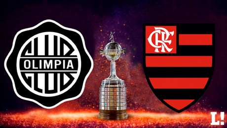 Olimpia x Flamengo: prováveis times, desfalques, onde assistir e palpites