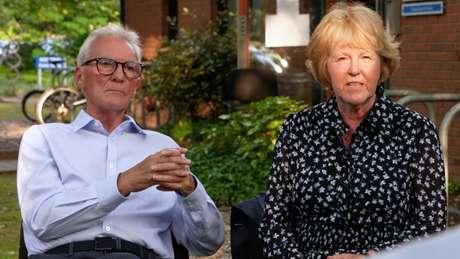 Dennis e Penelope Clark vogliono sapere come si svilupperà la loro condizione in modo da poter pianificare il loro futuro