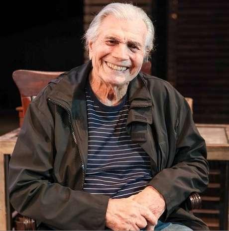 Tarcísio Meira tinha 85 anos e morreu após complicações de covid-19