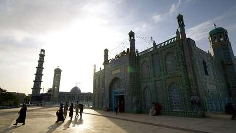 Moradores com quem a BBC falou em Mazar-i-Sharif temem o avanço do Talebã