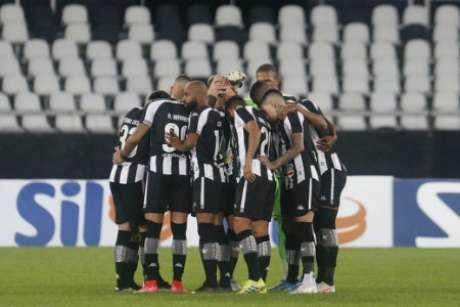 Time do Botafogo no Brasileirão (Foto: Vítor Silva/Botafogo)