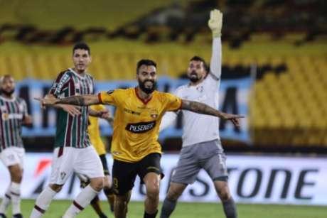 Barcelona de Guayaquil: teto de gastos e na briga pelo título da Libertadores (Foto: Staff Images / CONMEBOL)
