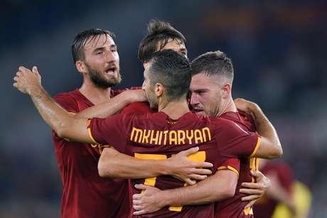 La Roma ha battuto la Fiorentina alla sua prima apparizione nel campionato italiano