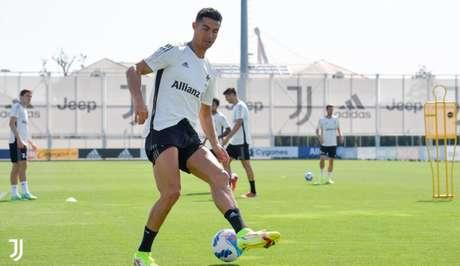 Cristiano Ronaldo será jogador do Manchester City (Foto: Divulgação /Site oficial da Juventus)