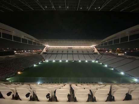 Estádio do Corinthians receberá apenas convidados para o jogo entre Brasil e Argentina