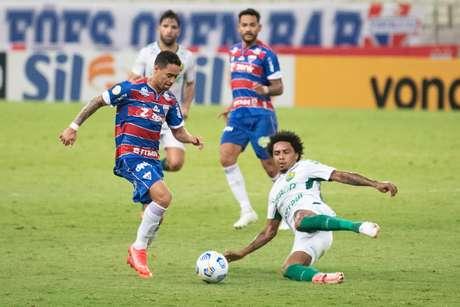 Fortaleza e Cuiabá empatam sem gols na Arena Castelão pelo Brasileirão