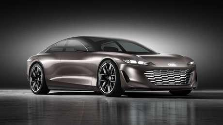 Audi Grandsphäre.