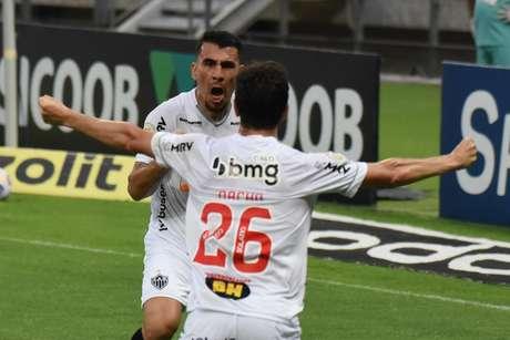 Atlético Mineiro vence o Fortaleza por 2 a 0
