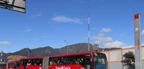 Ônibus atendem mais de 1,8 milhão de passageiros por dia
