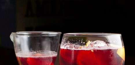 Caipirinha de vinho é ideal para o verão: saiba como fazer
