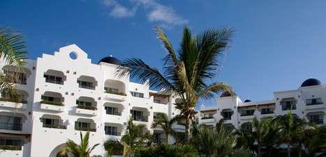 Veja galeria de hotéis mexicanos com estilo mediterrâneo