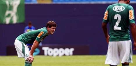 Sem inspiração, Palmeiras empata com Sertãozinho e embola grupo