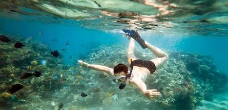 Descubra os melhores lugares para praticar snorkel nas ilhas