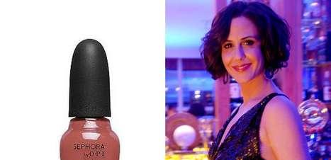 Esmalte rosa de Guilhermina Guinle é o mais pedido da Globo