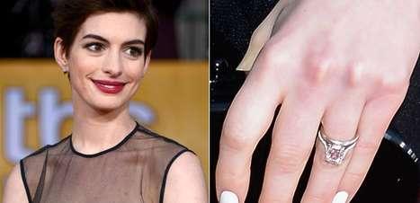 Veja as unhas das famosas em premiação de Hollywood