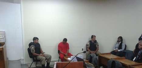 Goleiro Bruno ingere remédios não receitados e desmaia na cadeia