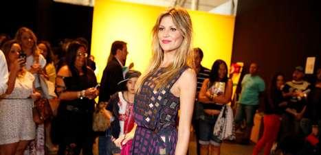 Veja os famosos que passaram pelo Fashion Rio Verão 2014