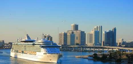 Miami se prepara para a temporada de cruzeiros médicos