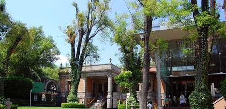 Antigo bairro de mansões é polo cultural da Cidade do México