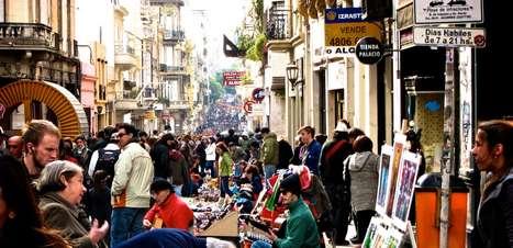 San Telmo tem o comércio mais divertido de Buenos Aires