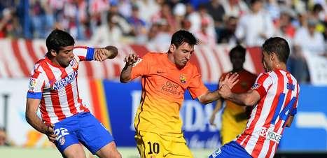 Lesão de Messi preocupa seleção argentina para Eliminatórias