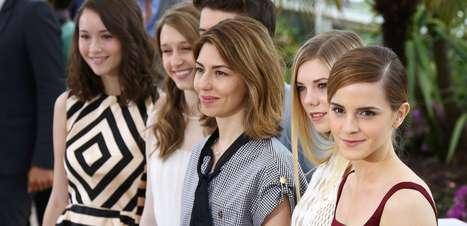 Emma Watson e elenco lançam 'The Bling Ring' em Cannes