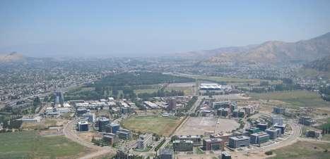 Cidade empresarial contribuiu para boom da economia chilena