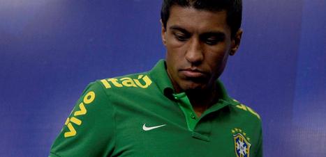 """Shakhtar desiste de briga por Paulinho: """"já é da Inter"""""""