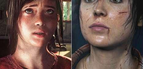 Ellen Page diz que jogo 'The Last of Us' roubou suas feições