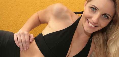 Aprenda movimentos do pilates para secar a barriga