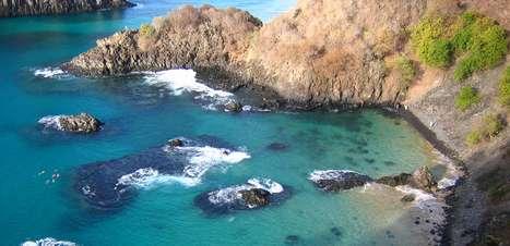 Confira fotos de paisagens estonteantes de Fernando de Noronha