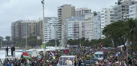 Jornada Mundial da Juventude injetou R$ 1,2 bilhão na economia do Rio