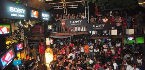 """Ilhas perto da Cidade do Panamá têm """"bulevar da balada"""""""