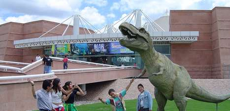 Museu de Aguascalientes ensina ciência com interatividade