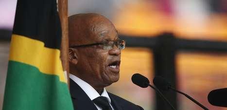 Vaias a Zuma desvelam desilusão da população da África do Sul